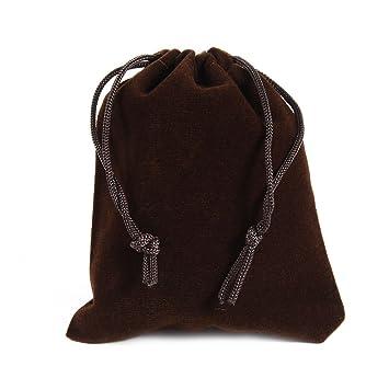 10 unidades de terciopelo bolsas de terciopelo para regalo ...