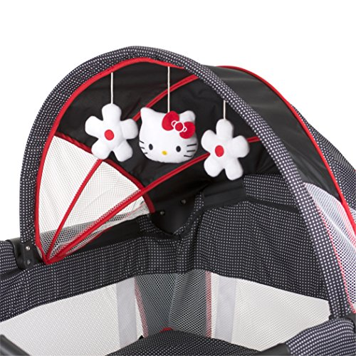 Baby Trend Serene Nursery Center, Hello Kitty Classic Dot by Baby Trend (Image #2)