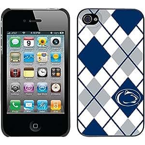 Penn State - Argyle design on Black iPhone 6 plus 5.5 Thinshield Snap-On Case