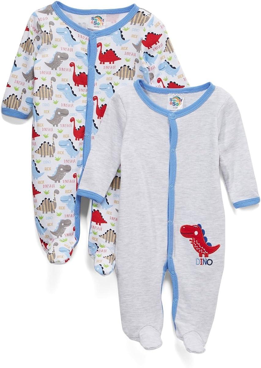 "Preemie baby girl footie /""Sweet /& Soft/""  love--love--love with little elephants"