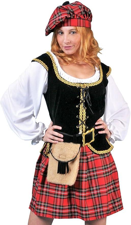 Costume scozzesi costume scozzese kilt Scozzesi Rock scozzesi Rock Costume Completo
