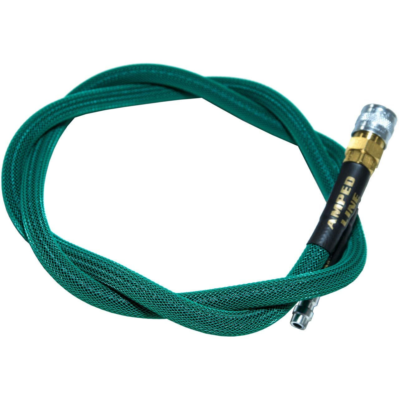AMPED Airsoft Amped Line | Standard Weave for PolarStar, Wolverine, and Redline HPA Units 42 Inch Mint by AMPED Airsoft