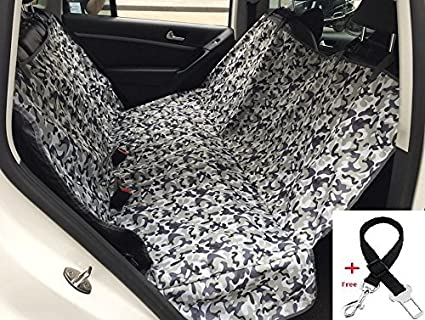 Sensational Amazon Com Dog Bed Car Hammock Pet Car Mat For Dog Pet Caraccident5 Cool Chair Designs And Ideas Caraccident5Info