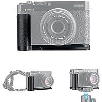 JJC Metalowy uchwyt do rąk szybki uchwyt płytka L uchwyt do Fujifilm X-E4 XE4 zastępuje uchwyt ręczny Fuji MHG-XE4