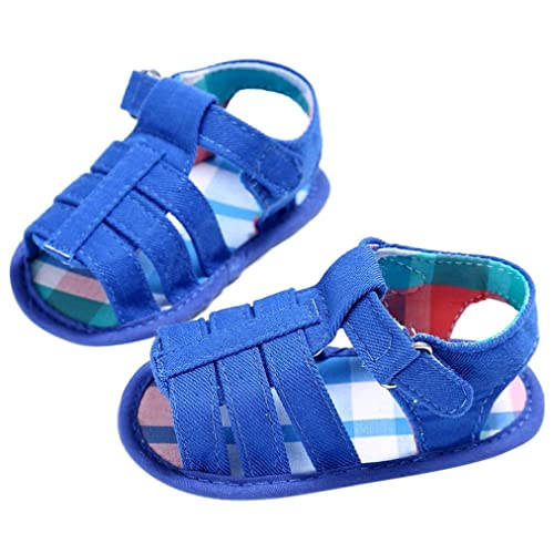 Zapatos de bebé, Bluestercool Verano Bebé Infantil Chicos Cuna Suave ...