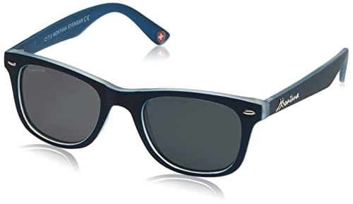 Montana, Gafas de Sol Unisex Adulto