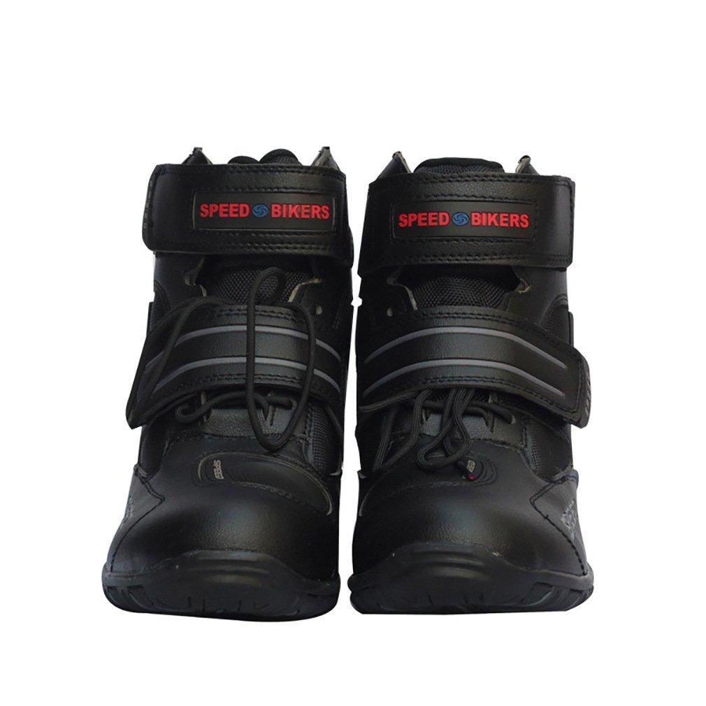 LKN Bottes de protection pour moto et motocross, équipement de moto