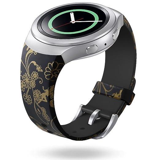 6 opinioni per Gear S2 Cinturino, Venter® Samsung Smartwatch Replacement Cinturino for Samsung