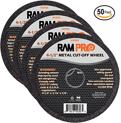 Metal Thin Cut Off Wheel - 5