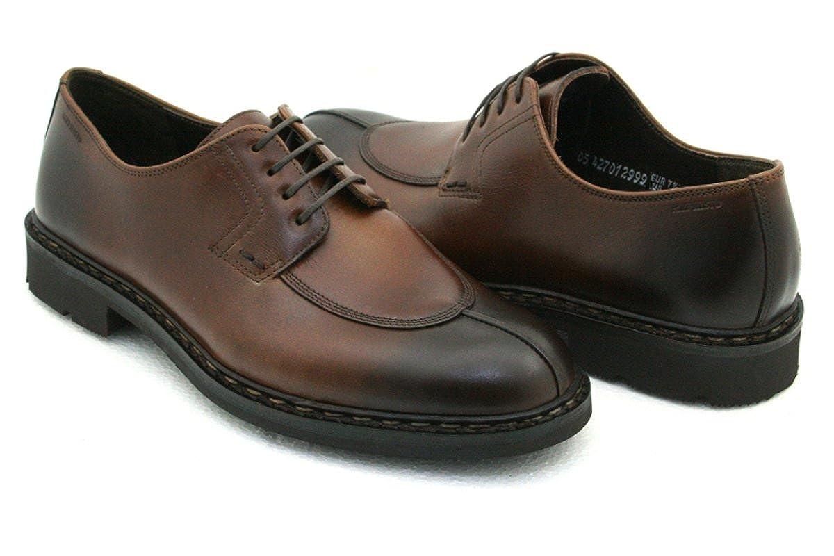 Mephisto Sandro Heritage Chestnut braun Leather Leather braun Goodyear Welt (39 EU) fa5c56