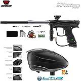 Proto Rize MaXXed Paintball Gun + Dye LT-R Loader Combo Package