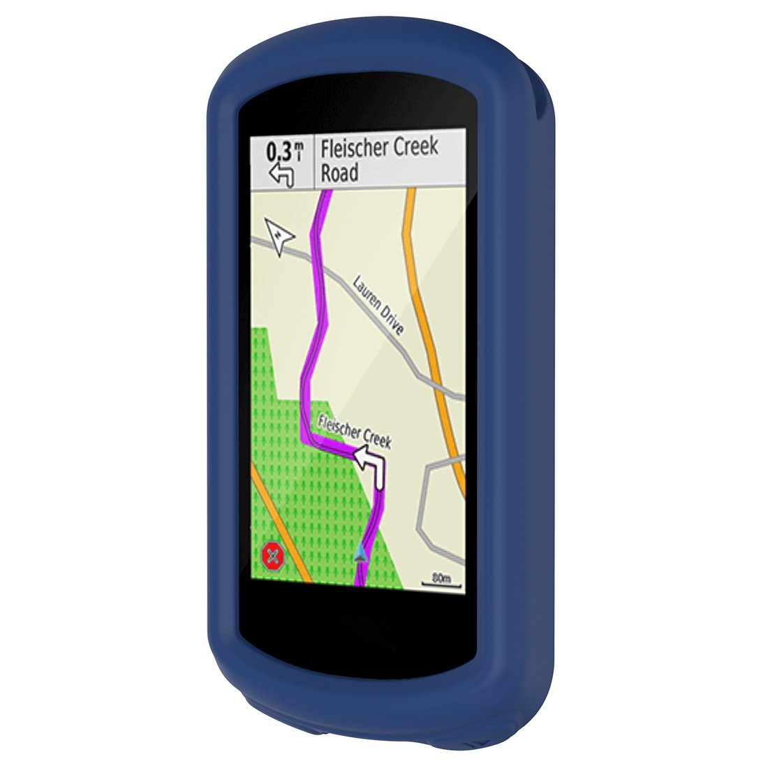 MOTONG Garmin EDGE 1030 Case - MOTONG Silicone Protective Case For Garmin EDGE 1030 (Silicone Black)