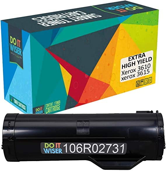 Suitable for Xerox Phaser 6121 Printer Toner Cartridge Recyclable6121 Toner Cartridge Compatible with Xerox Original Code 106r1469106r1468 106r1467 106r1466-4colors