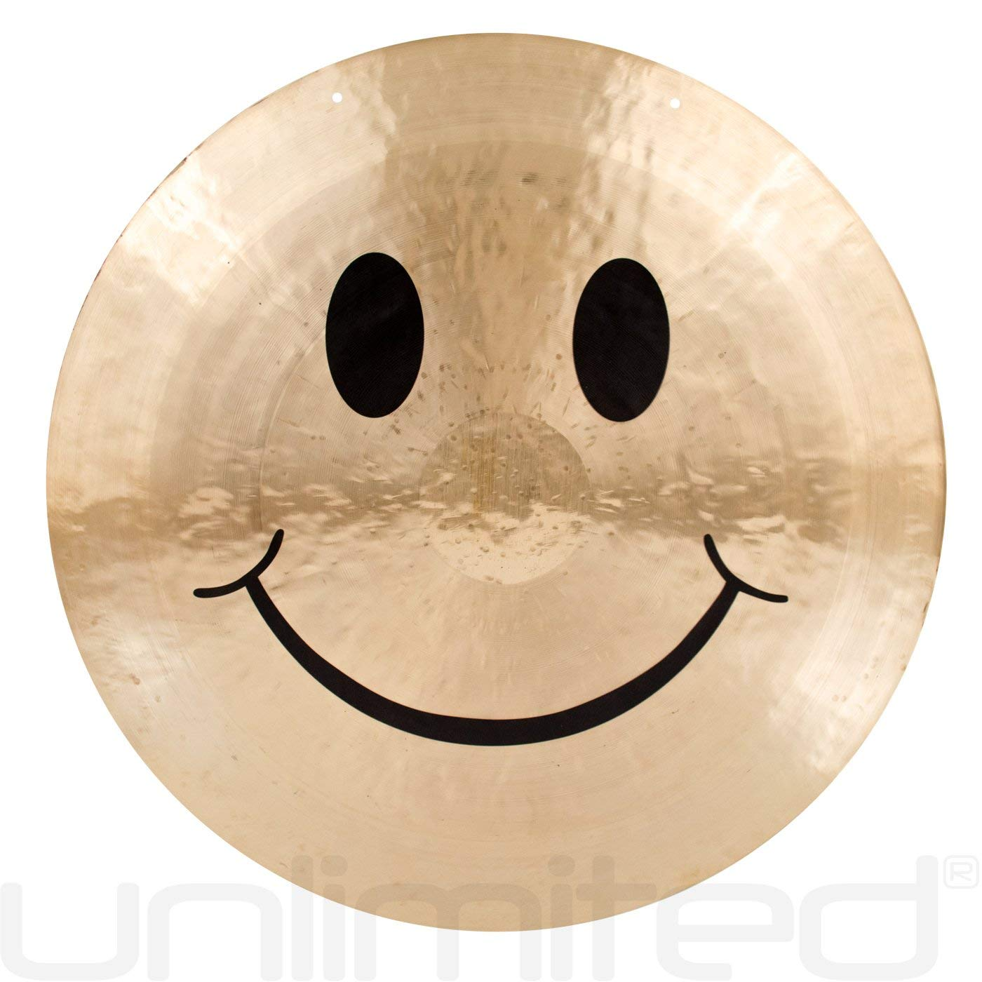 Unlimited 22'' Smiley Face Gong