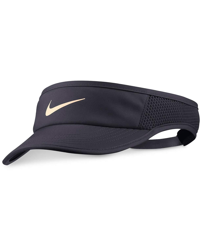 NIKE Womens Aerobill Featherlite Adjustable Visor NIKE Women/'s Aerobill Featherlite Adjustable Visor Nike Apparel 899656-P Sporting Goods