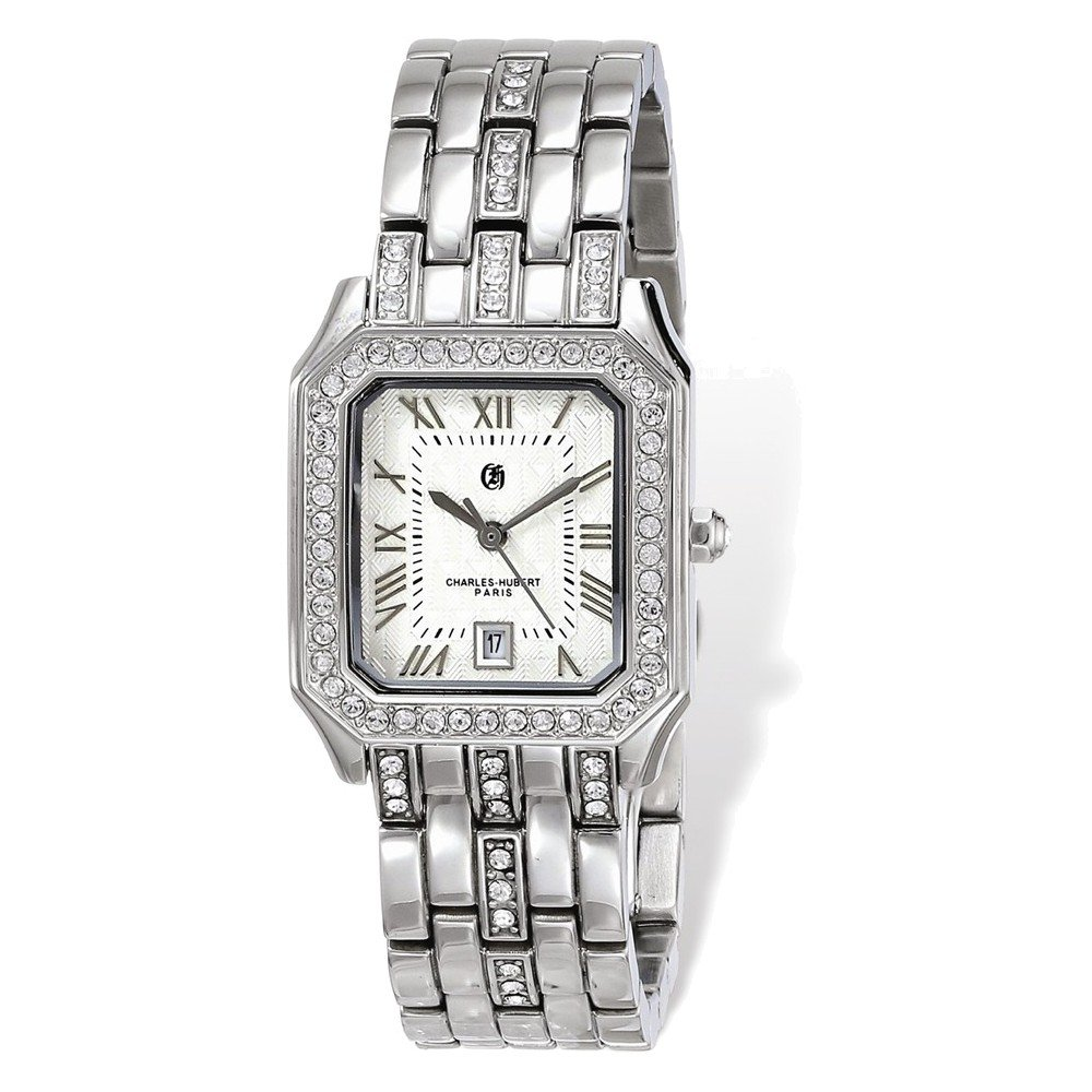 Ladies Charles Hubert Stainless 26 x 32mm Watch
