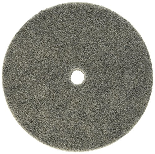 (Uxcell a15122800ux0618 150mm 25mm Thick Nylon Fiber Wheel Abrasive Polishing Buffing Disc)