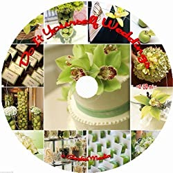 Do It Yourself Wedding 10 Books and more on cd
