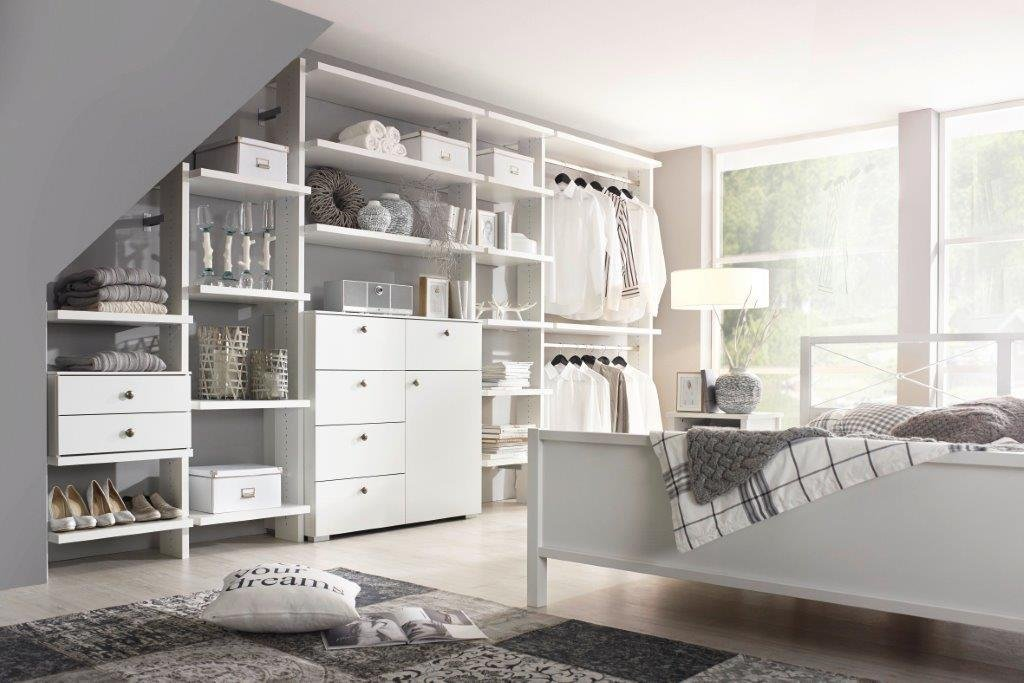 emejing begehbaren kleiderschrank ordnungssysteme pictures. Black Bedroom Furniture Sets. Home Design Ideas