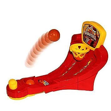 Toy Cubby Tablero De Mesa De Baloncesto Juego Slap N Shoot Mini