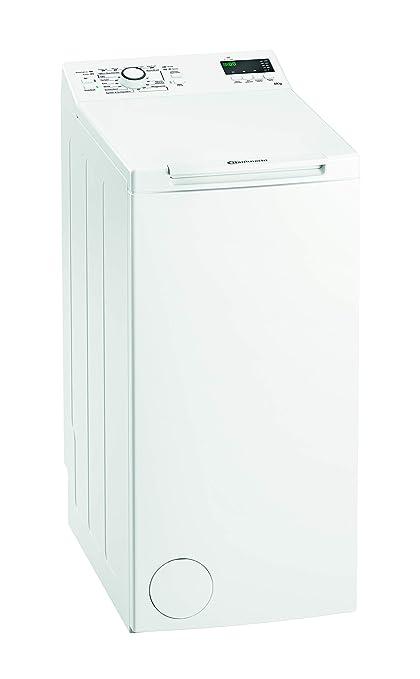 Bauknecht WAT Prime 652 Di Waschmaschine TL / A++ / 173 kWh/Jahr / 1200 UpM / 6 kg / Startzeitvorwahl und Restzeitanzeige /Fr