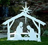 Large Outdoor Christmas Nativity Set by MyNativity (3 sizes available)