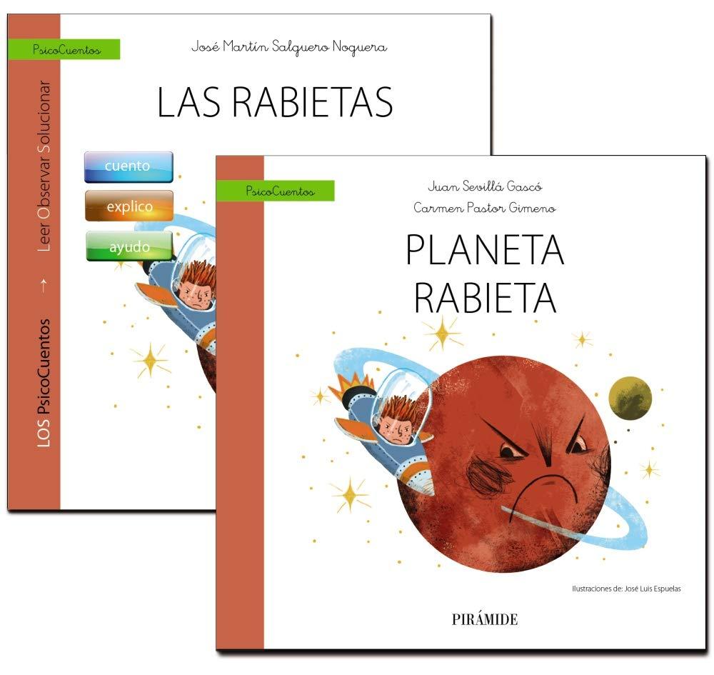Guía: Las rabietas + Cuento: Planeta Rabieta Psicocuentos ...