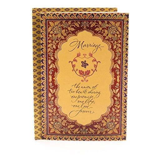 Hallmark Indian Wedding Card (Love Forever) (Best Indian Wedding Cards)