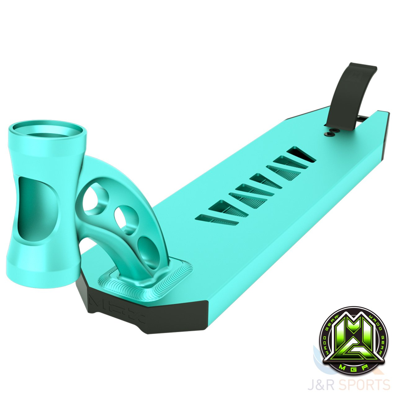 Unbekannt MGP VX8 Extreme Scooter Deck nur –  Blaugrü n MGP/207-088