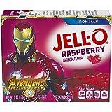 Jell-O Raspberry Gelatin Dessert Mix, 6 oz Box