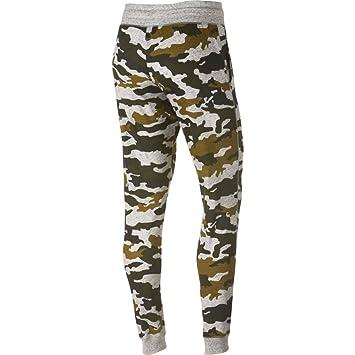 W Camo Pant Nike Vntg Nsw Gym Pantalon Xxl Femme Multicolore Odqw6U