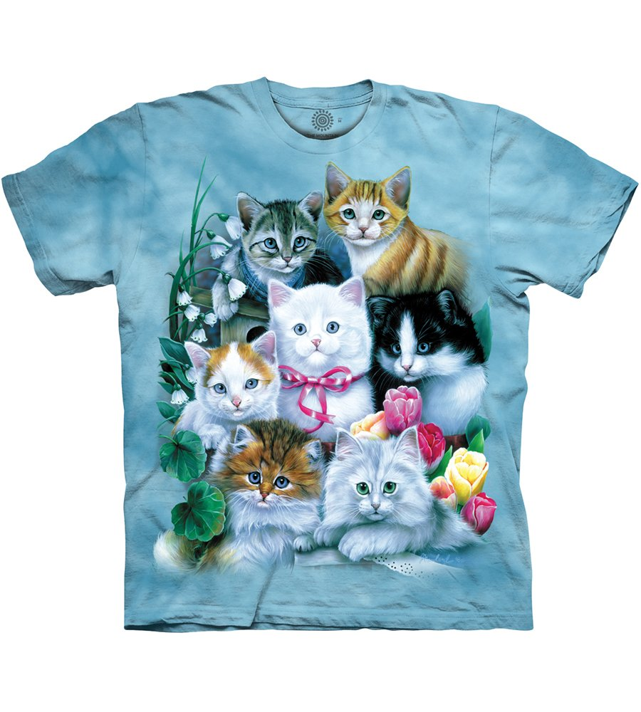 The Mountain Kittens T-Shirt 101172