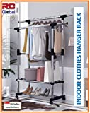 RC-Global Clothes rack/Clothes Horse/Clothes Hanger/Clothes drying rack/Clothes dryer/Clothes hanging Stand/Clothes…