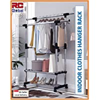 RC-Global C-46 BK Clothes rack/Clothes Horse/Clothes Hanger/Clothes drying rack/Clothes dryer/Clothes hanging Stand…