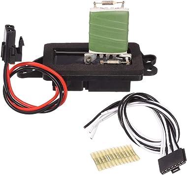 Amazon Com Partssquare Hvac Blower Motor Resistor Fan Resistor With Harness 89019100 Automotive