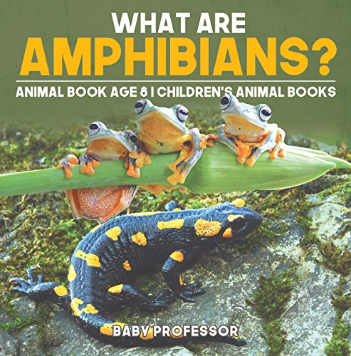 What are Amphibians? Animal Book Age 8 | Children's Animal - What Costas Are