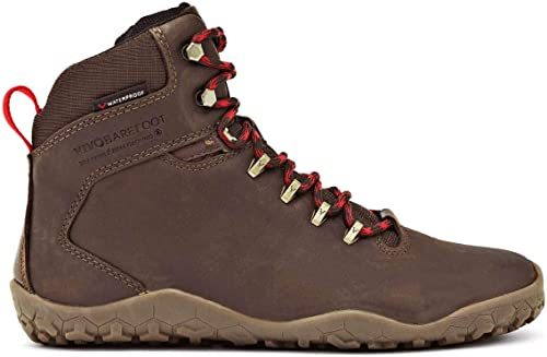 Vivobarefoot Men's Tracker FG Leather Walking Shoes