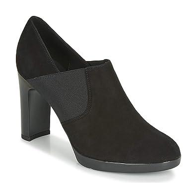 Geox Stivali per Le Donne, Colore Nero, Marca, Modello