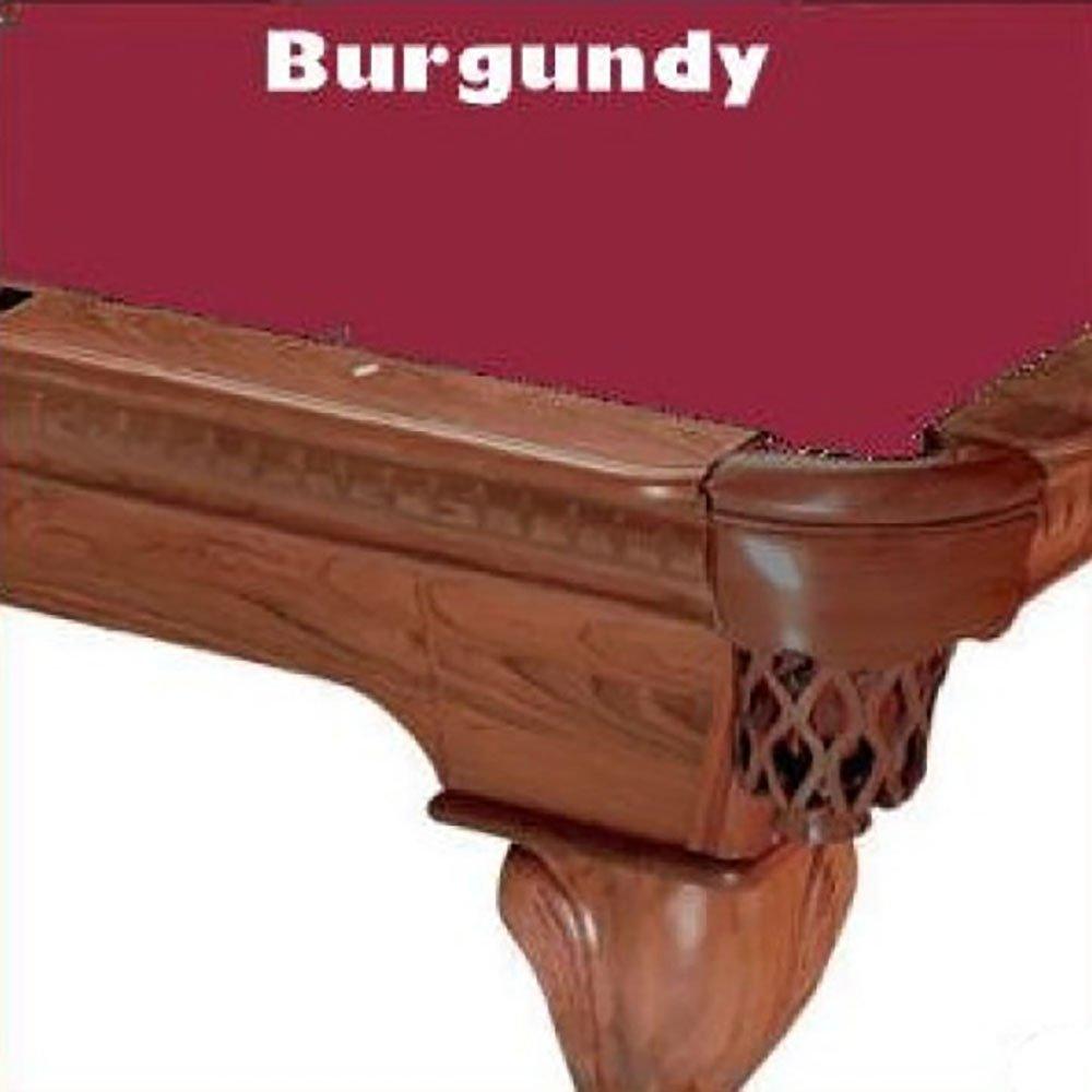 Prolineクラシック303ビリヤードPool Table Clothフェルト B00D37O3ZU 9 ft. 9 ft.|バーガンディー B00D37O3ZU バーガンディー 9 ft., BRAND JET:9c7c08c7 --- m2cweb.com