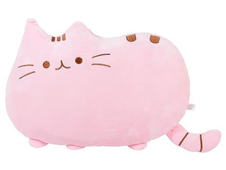 Divano Forma Rosa : Cuscino decorativo peluche a forma gatto per divano molto morbido