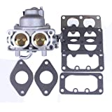 Amazon.com : CTS Carburetor for Kawasaki TH43 TH48 strimmer ...