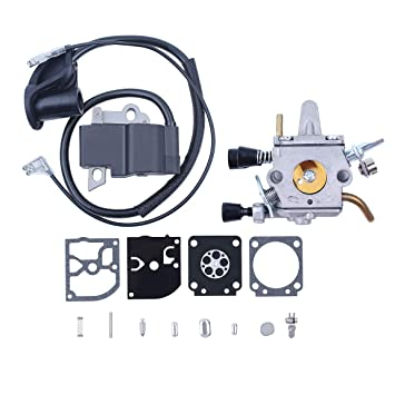 Amazon.com: Haishine Carburetor Carb - Kit de diafragma de ...