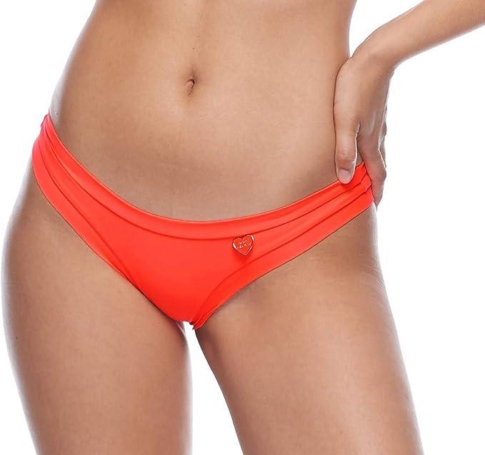 Body Glove Womens Audrey Low Rise Bikini Bottom Swimsuit Bikini Bottoms