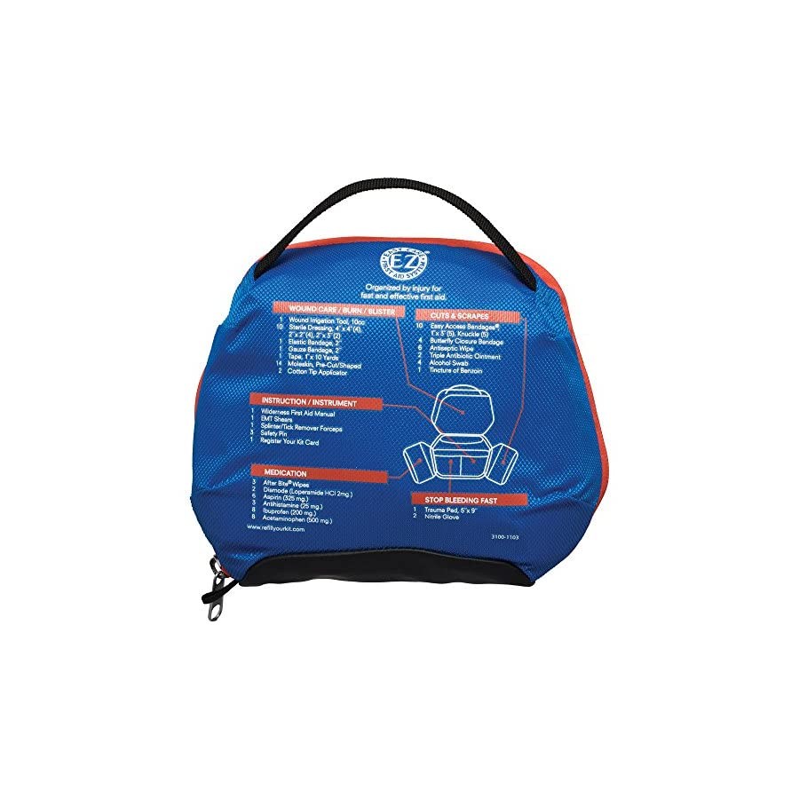 Adventure Medical Kits AMK Mountain Backpacker First Aid Kit