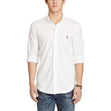 POLO RALPH LAUREN - Camisa casual - para hombre blanco blanco XL ...