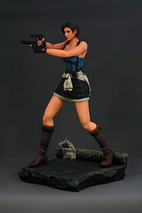 Amazon Com Hollywood Collectibles Resident Evil Jill Valentine 1