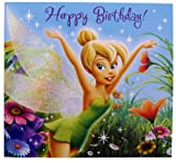 A Message From Tinker Bell Birthday Greeting Card with Lights