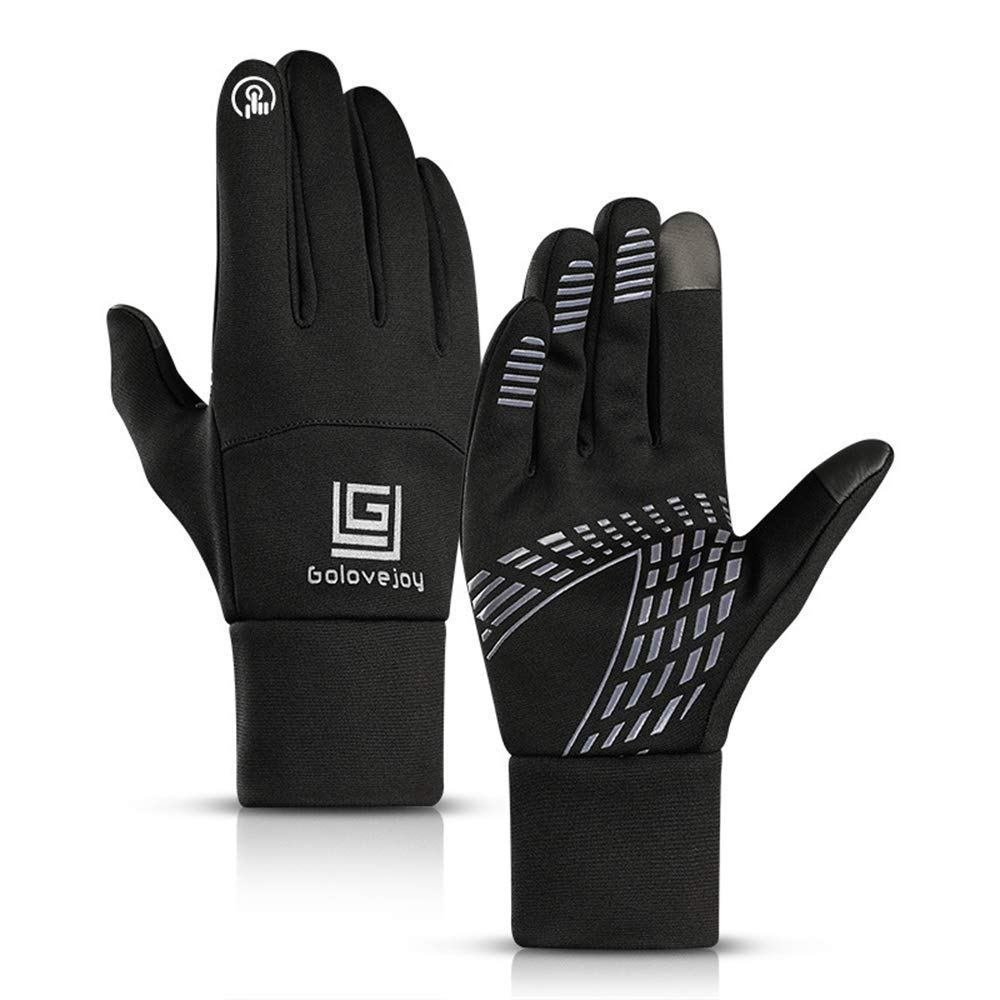 Winter Warm Gloves Touch Screen Gloves Windproof Thermal Gloves Cold Weather Cycling Gloves