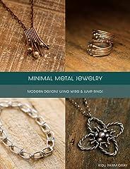Minimal Metal Jewelry