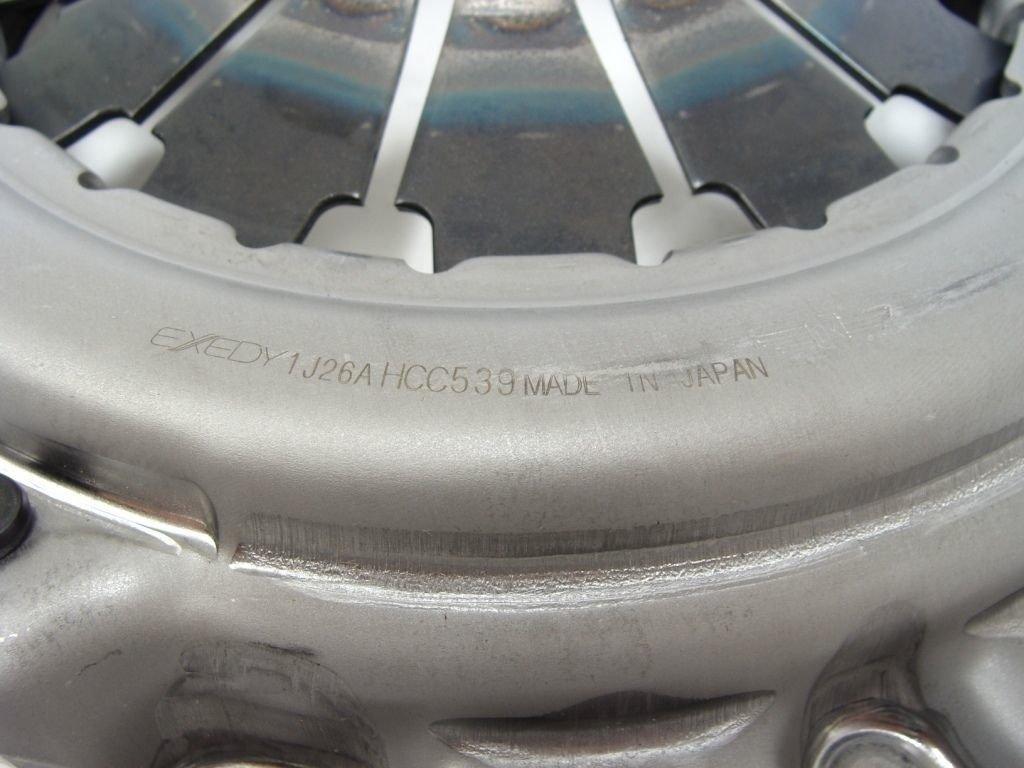 EXEDY KHC10 ACURA RSX TYPE-S 02-06 HONDA CIVIC SI 06-11 2.0L K20 6-SPEED